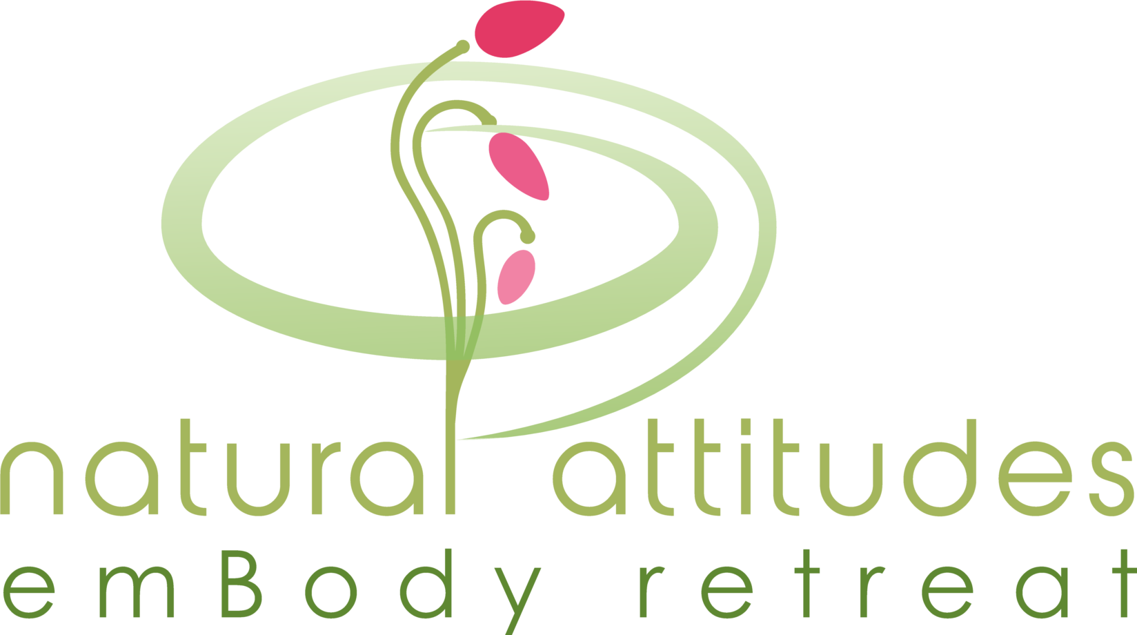 Natural Attitudes Embody Retreats Logo